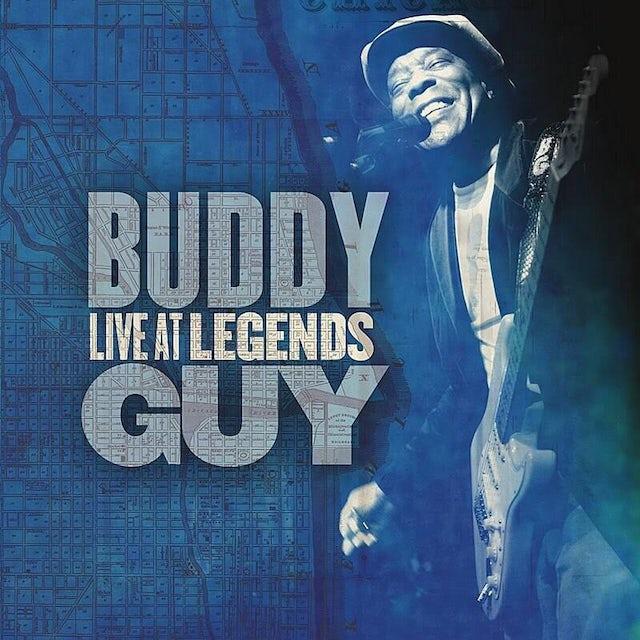 Buddy Guy LIVE AT LEGENDS Vinyl Record