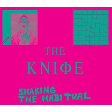 The Knife SHAKING THE HABITUAL CD