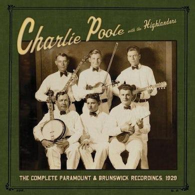 COMPLETE PARAMOUNT & BRUNSWICK Vinyl Record