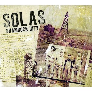 Solas SHAMROCK CITY CD
