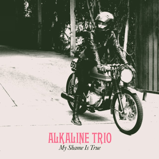 Alkaline Trio MY SHAME IS TRUE CD