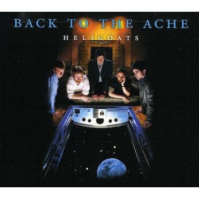 Heligoats BACK TO THE ACHE CD