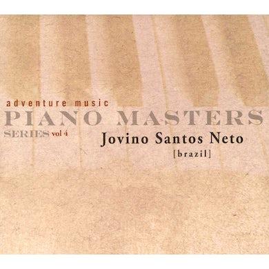 Jovino Santos Neto PIANO MASTERS SERIES 4 CD
