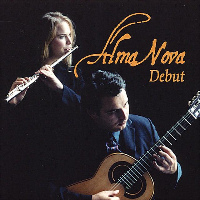 AlmaNova DEBUT CD
