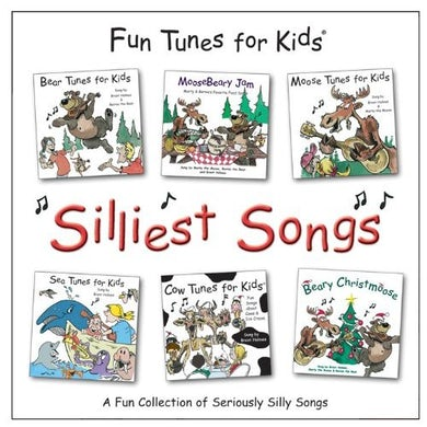 Brent Holmes SILLIEST SONGS CD