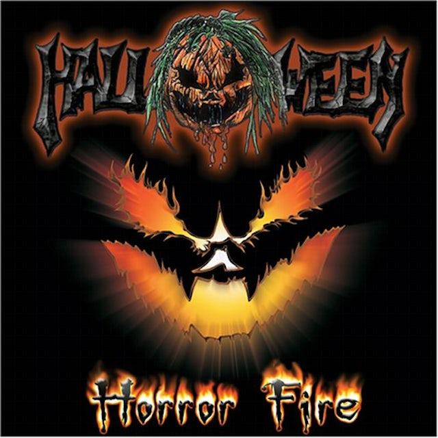 Halloween HORROR FIRE CD