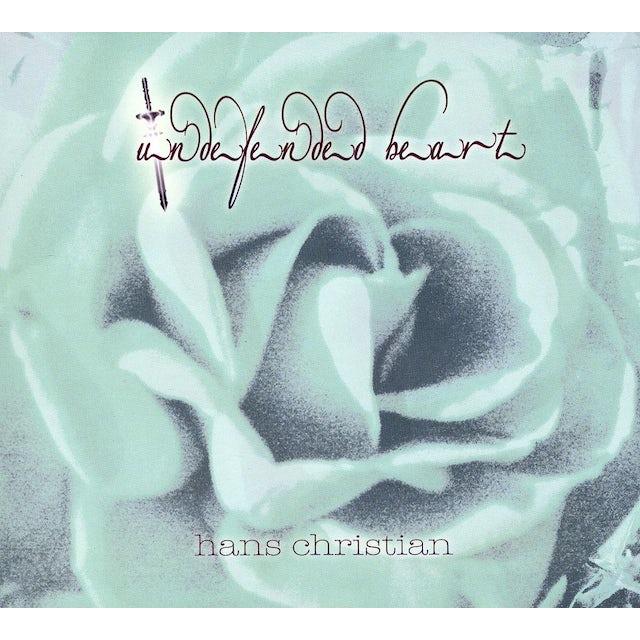 Hans Christian UNDEFENDED HEART CD