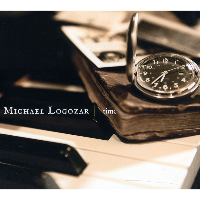Michael Logozar TIME CD
