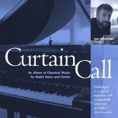 Josu Gallastegui CURTAIN CALL CD