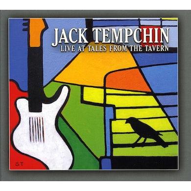 Jack Tempchin LIVE AT TALES FROM TAVERN CD