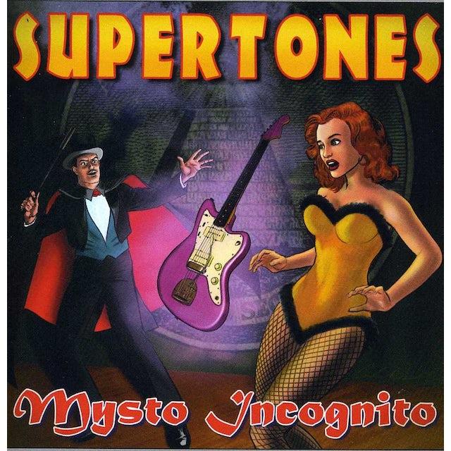 Supertones MYSTO INCOGNITO CD