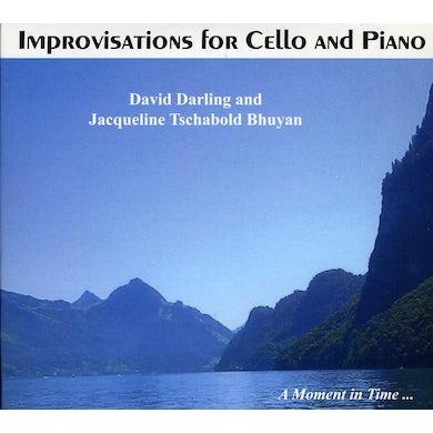 David Darling IMPROVISATIONS FOR CELLO & PIANO CD