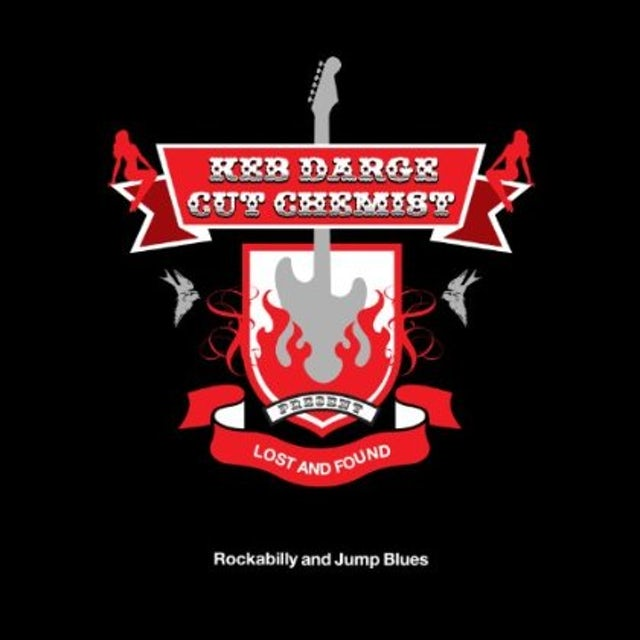 Keb Darge & Cut Chemist LOST & FOUND: ROCKABILLY JUMP & BLUES Vinyl Record