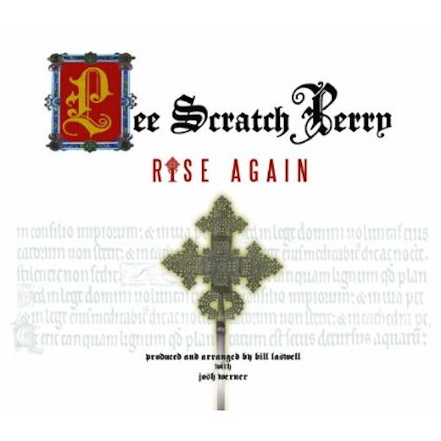 Lee Scratch Perry RISE AGAIN Vinyl Record