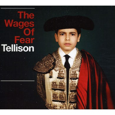 Tellison WAGES OF FEAR CD