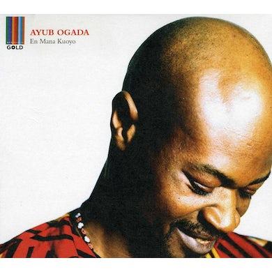 Ayub Ogada EN MANA KUOYO CD