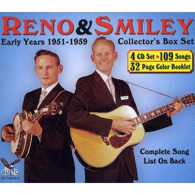 Reno & Smiley EARLY YEARS 1951-1959 CD