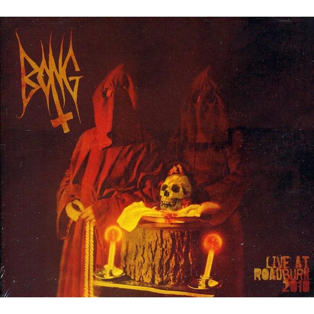 Bong LIVE AT ROADBURN 2010 CD