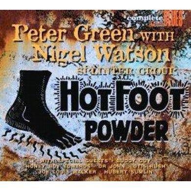Peter Green HOTFOOT POWDER CD