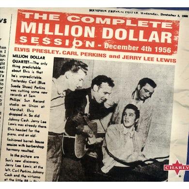 Million Dollar Quartet COMPLETE SESSION CD
