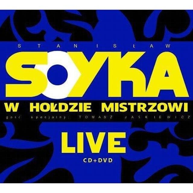 Stanislaw Soyka W HOLDZIE MISTRZOWI LIVE CD