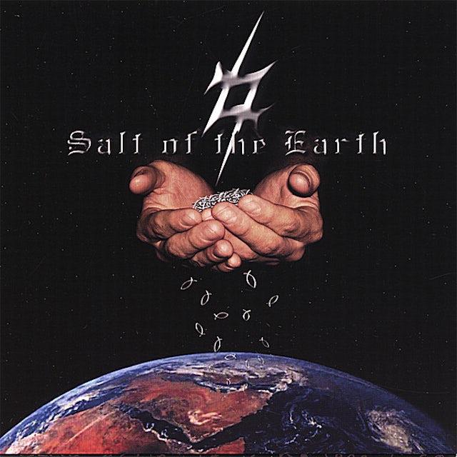 Letter 7 SALT OF THE EARTH CD