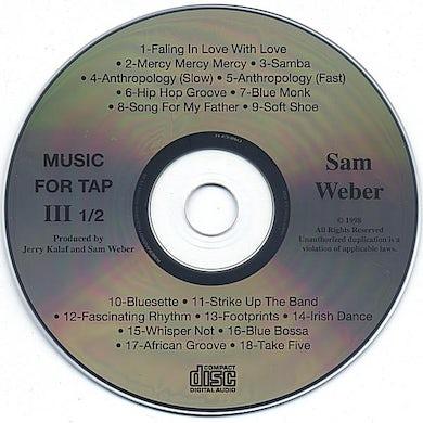 Sam Weber MUSIC FOR TAP 3.5 CD
