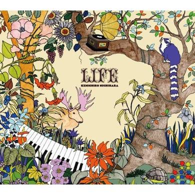 Kenichiro Nishihara LIFE CD