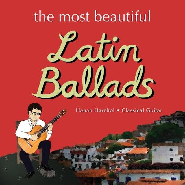 Hanan Harchol LATIN BALLADS CD