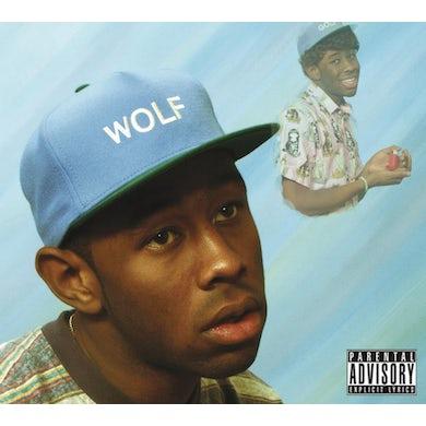 Tyler, The Creator WOLF CD