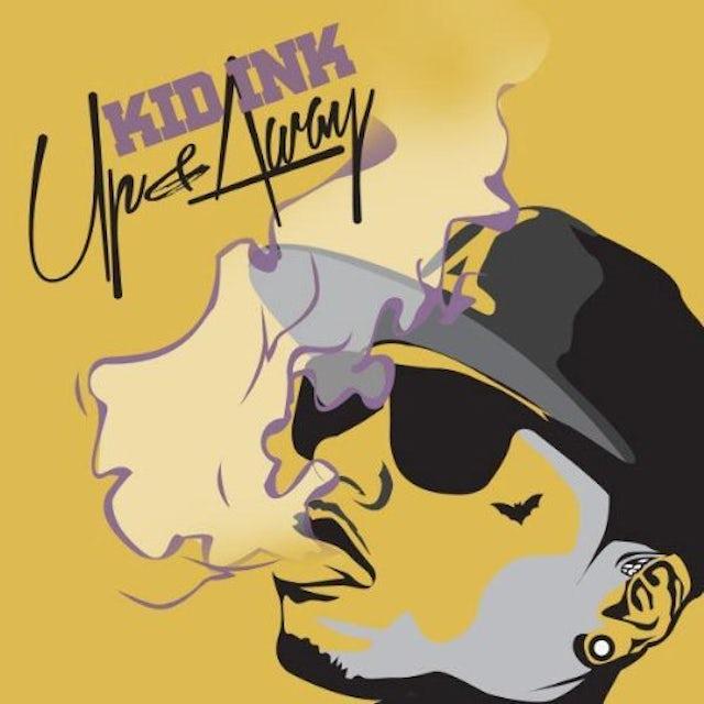 Kid Ink UP & AWAY Vinyl Record