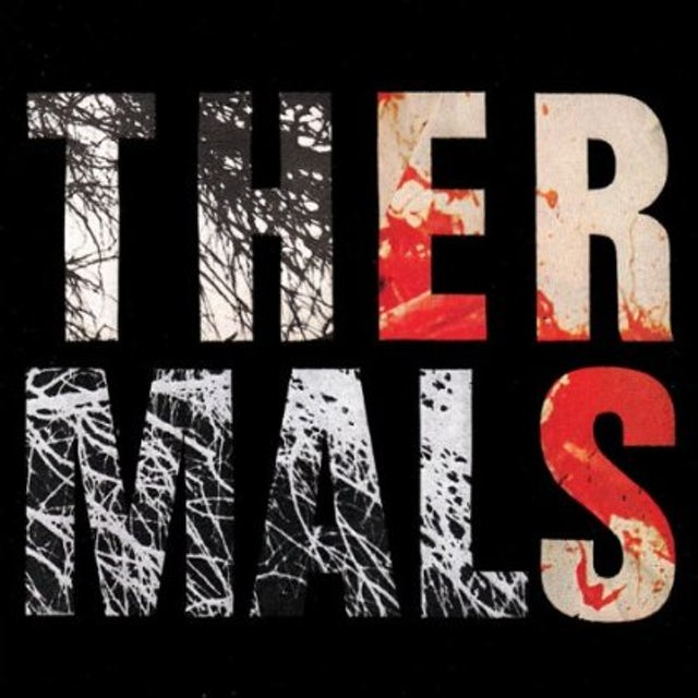 Thermals DESPERATE GROUND CD