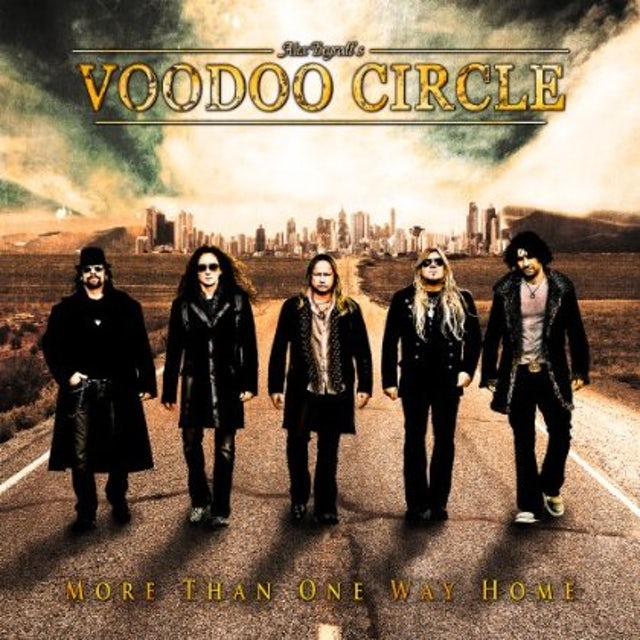 Voodoo Circle MORE THAN ONE WAY HOME CD