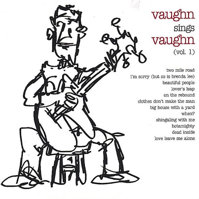 Ben Vaughn VAUGHN SINGS VAUGHN 1 CD