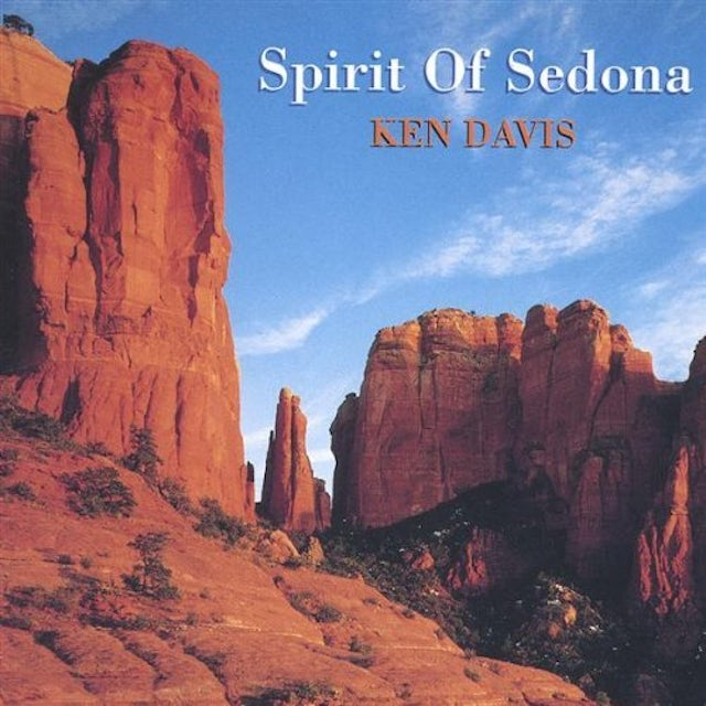 Ken Davis SPIRIT OF SEDONA CD