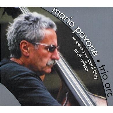 Mario Pavone TRIO ARC CD