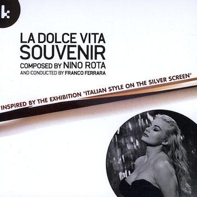 Nino Rota LA DOLCE VITA SOUVENIR CD