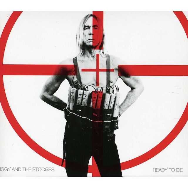 Iggy and the Stooges READY TO DIE CD