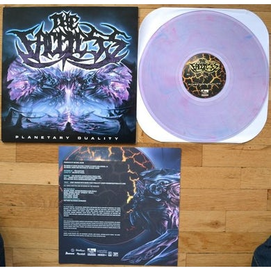 Faceless PLANETARY DUALITY Vinyl Record