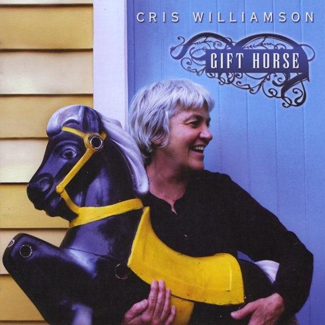 Cris Williamson GIFT HORSE CD
