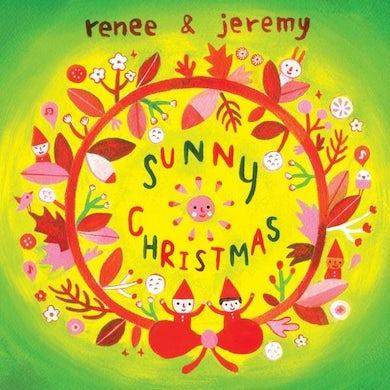 Renee & Jeremy SUNNY CHRISTMAS CD