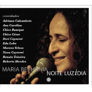 Maria Bethania NOITE LUZIDIA CD