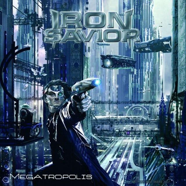 Iron Savior MEGATROPOLIS CD