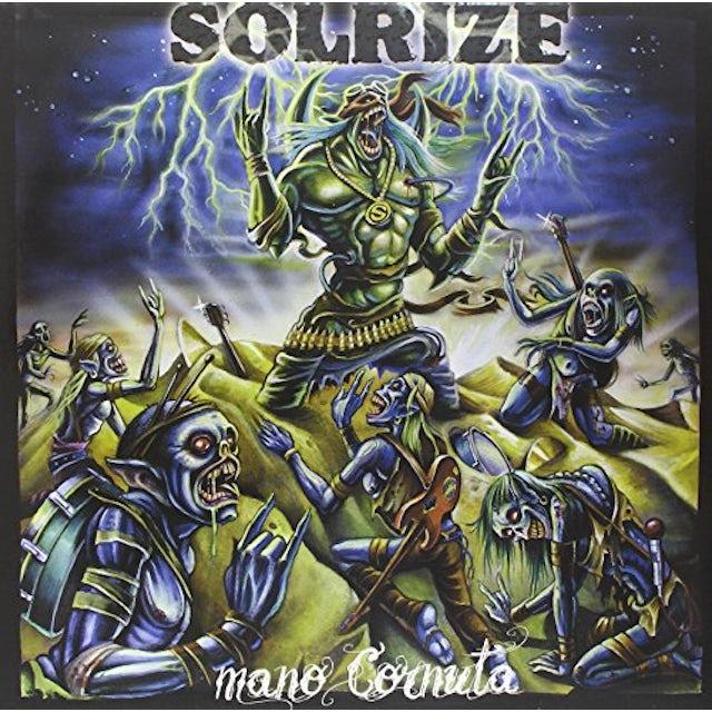 Solrize MANO CORNUTA Vinyl Record