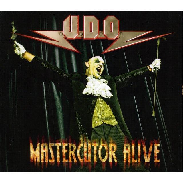 U.D.O. MASTERCUTOR: ALIVE CD