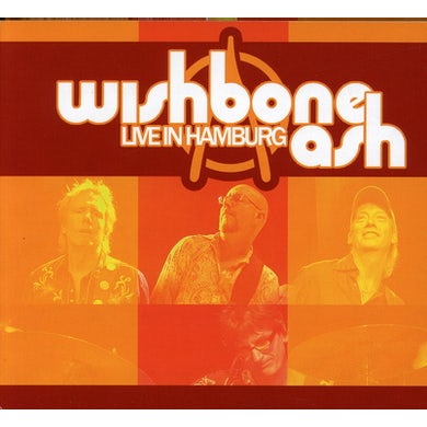 Wishbone Ash LIVE IN HAMBURG CD