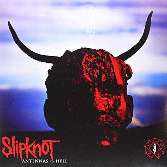 Slipknot ANTENNAS TO HELL Vinyl Record