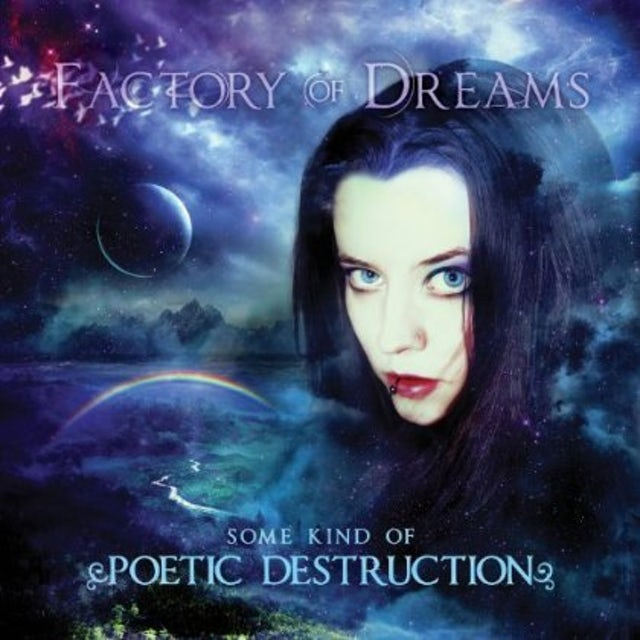 Factory Of Dreams SOME KIND OF POETIC DESTRUCTION CD