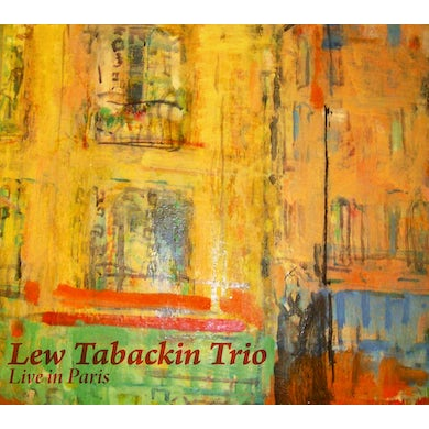 Lew Tabackin LIVE IN PARIS CD