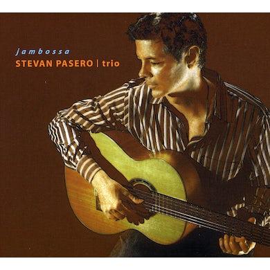 Stevan Pasero JAMBOSSA CD